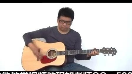 卡农吉他教学_阿涛吉他独奏
