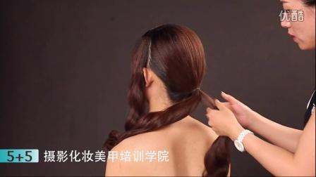 太原化妆培训 优雅简约晚礼造型