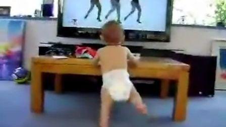 Baby随碧昂丝起舞