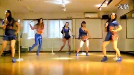 - [HD]KARA STEP dance cover by Coen Sisters_高清
