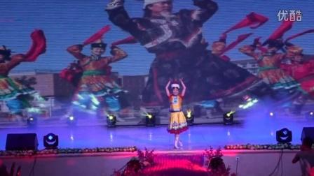 天马飞歌2 蒙古舞+维吾尔手鼓舞 表演者:叶尔登比理科等等