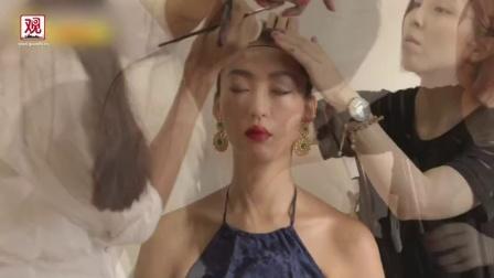 【观察者网】1分钟看台妹100年的妆容进化史