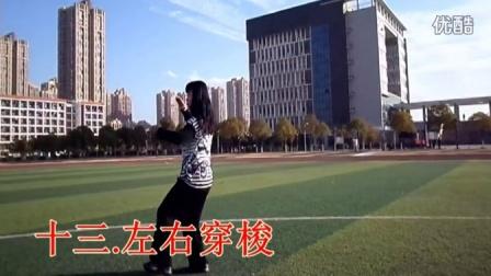 杨式四十式太极拳竞赛套路