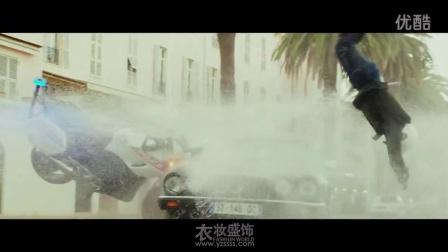 <玩命快递4>终极电影预告片[衣妆盛饰]