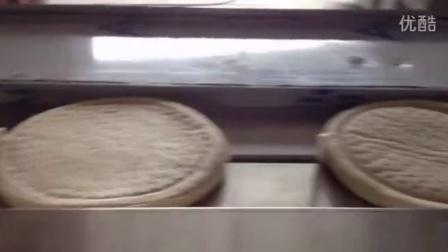 比萨饼胚底包装机陂萨饼包装机饼胚套袋机13927753650罗经理