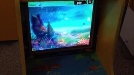 大鱼吃小鱼游戏演示_高清