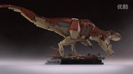[乐高点子]原体暴龙 Tyrannosaurus Rex