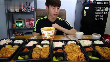 吃播导航韩国吃饭真人秀吃饭员直播吃饭美食afreeca tv吃饭直播_标清