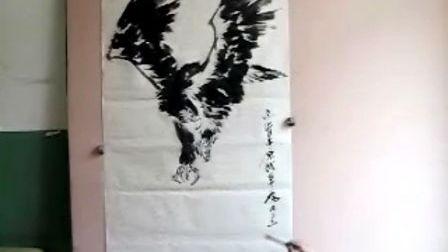 宋鲁民教你画飞鹰2
