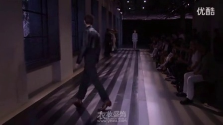 Sandro Men SS 2016 Fashion Show[衣妆盛饰]