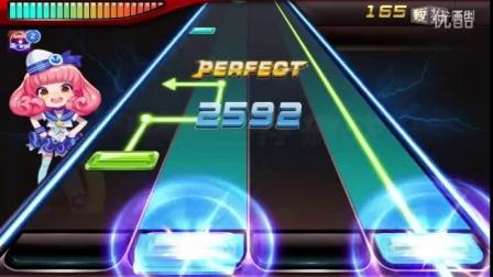 节奏大师 极限生存挑战3 自动连击PERFECT 第384秒 ALL COMBO