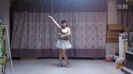 欣子广场舞-----【飞歌醉情怀】