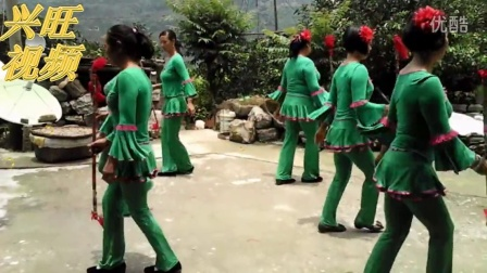 2015年最新秭归郭家坝虹桥九子鞭广场舞