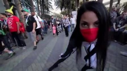 WonderCon 2015 Cosplay Music Video