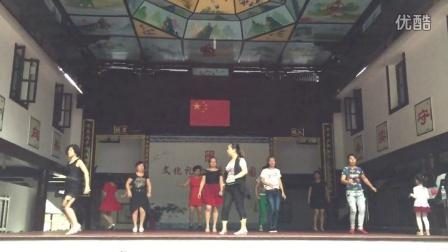 三江后江舞蹈队