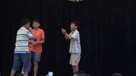 螺岭外国语实验学校2015年届六(8)班-毕业patty2015