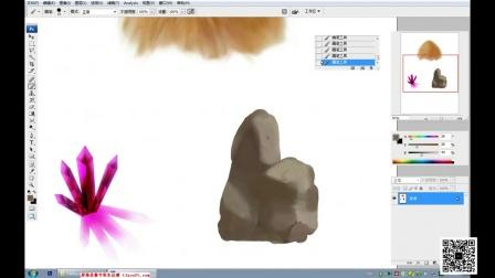 名动漫原画视频教程武器的制作之各种武器之间的特点