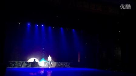 """广西壮族自治区文化厅第十七届""""八桂群星奖""""决赛唯一 一支街舞作品《雨中曲》(原创)"""