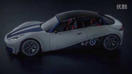 Local Motors首款可上路的3D打印汽车设计