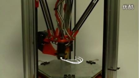 神奇的光线3D打印技术