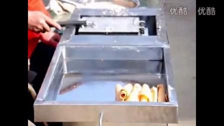 蛋卷机 家用蛋糕机,炉烤蛋卷机,全自动蛋卷机2