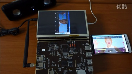 Telechips - TCC8935 Android LCN (Low Cost Navigation) Demo