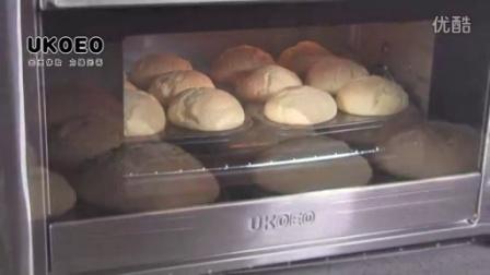 家宝德UKOEO电烤箱做蛋糕的方法视频介绍