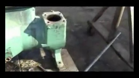 LG冷凝器进水维修