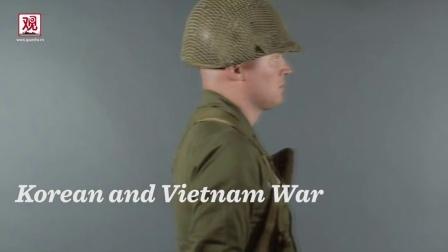 【观察者网】两分钟看美国陆军240年军装进化史