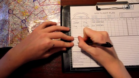 How to plan a flight