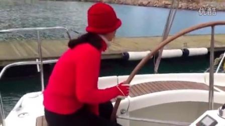 Polina Tarasova - BSC IYT Bareboat skipper 2014 Practical