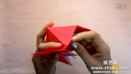 107.4How to fold a Japanese Crab