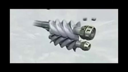 顿汉布什螺杆压缩机大修