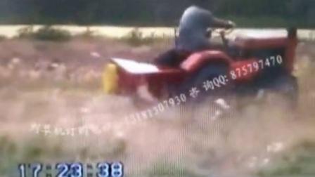 割草机快速往复式青草收割机图片视频