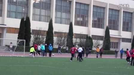 5-鲁东大学商学院足球队2012年第五届鲁大杯足球赛冠亚军决赛=商院1-0数学