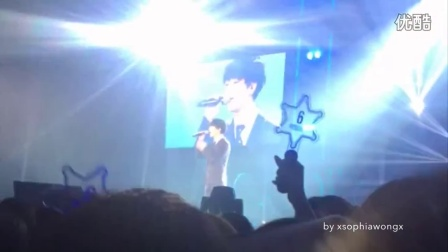 150711 SS6 Encore in Seoul - Yesung solo [FANCAM]