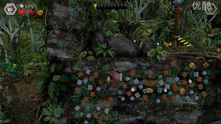 《乐高:侏罗纪公园3》 着陆点 娱乐实况