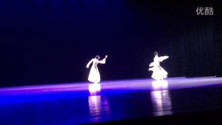 【13汉唐青莲】150709北京市舞蹈比赛-钗头凤念