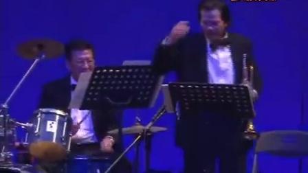 台湾林水永 鼓浪嶼之波20121026形象爵士樂團