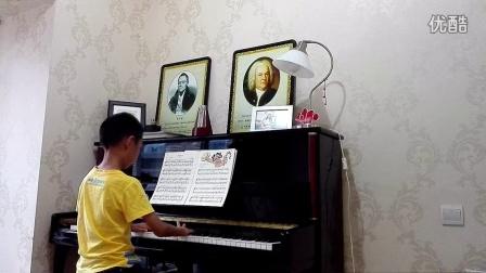 《勃拉姆斯圆舞曲》 小音乐家 熠然