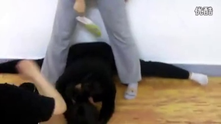 压腿训练3