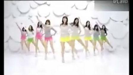 【MV】少女时代 - Gee【舞蹈未剪辑完整版】