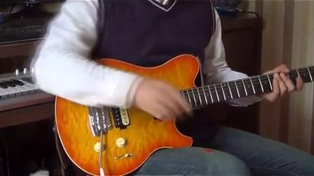 电吉他教程-第1课 基础介绍