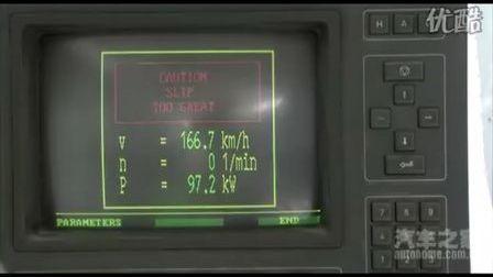 2010款宝马325i M运动型功率测试