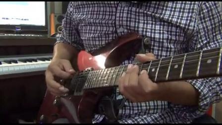 电吉他教程-第10课 摇把技巧