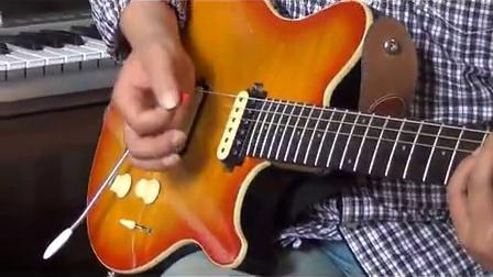电吉他教程-第5课 闷音