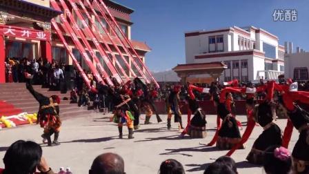治多县康巴舞蹈