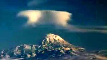 南极科考站公布的南极的延迟摄影