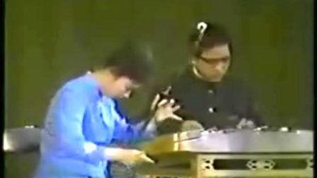 《江河水》闵惠芬早期年青時演奏二胡曲   集欣赏与太极背景音乐的純音乐 精彩視频及太极背景音乐avi