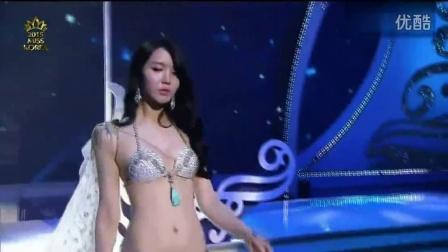 2015年韩国小姐选美比赛之泳装TOP30边看边听REMIX版本哦